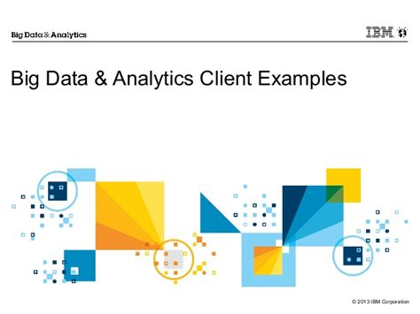 Mba Data Analytics Australia by Big Data Analytics Client Exles