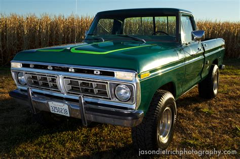 1976 Ford F100 by Jason Dietrich Photography 1976 Ford F100