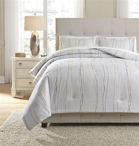 multi color comforter set bevan multi color queen comforter set q330003q ashley