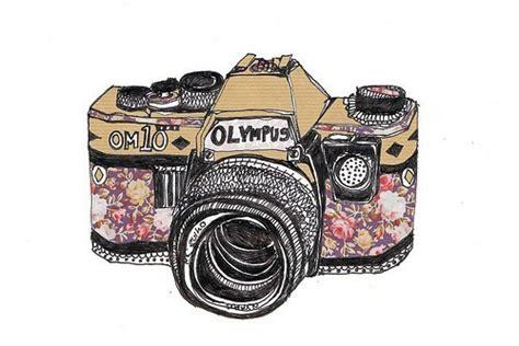imagenes hipster camara olympus camera draw photograph image 598902 on favim com