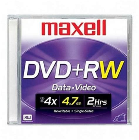 S Rw bol maxell dvd rw 4 7gb dvd rw 10stuk s
