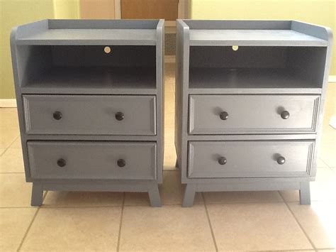 2 drawer nightstand diy ana white two drawer shelf modern nightstand diy projects