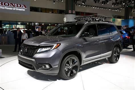2020 Honda Passport by 2019 Honda Passport Debuts At 2018 Los Angeles Auto Show