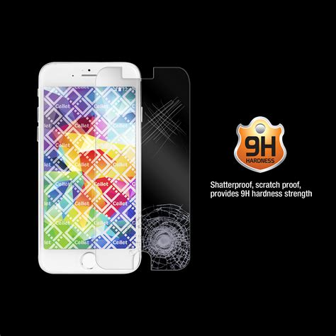 Tempered Glass Lg L Fino 45 Inchi Screen Guard Anti Gores Kaca cellet premium tempered glass screen for apple iphone 6