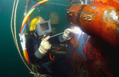 motorised zoom lens helps improve the quality of underwater welding engnet engineering