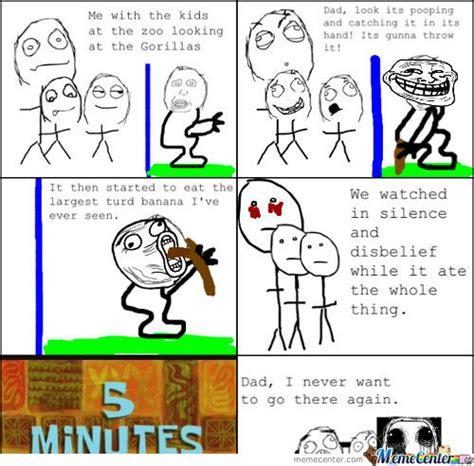 Eat Shit Meme - rmx shit eating gorilla by vandarius meme center