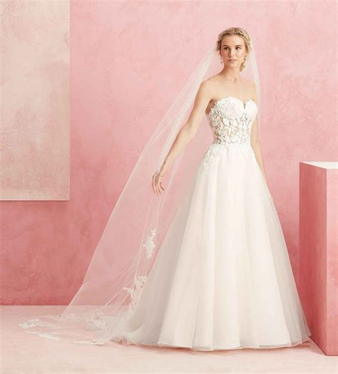 Trend Alert Pink Dresses by Trend Alert Blushing Brides In Pastel Pink 7th Avenue