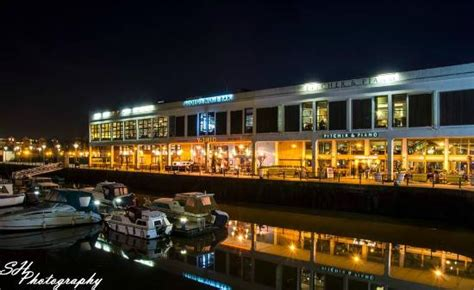 view of harbour picture of v shed bristol tripadvisor