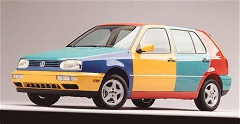 volkswagen harlequin interior volkswagen golf harlequin vw s strangest idea the