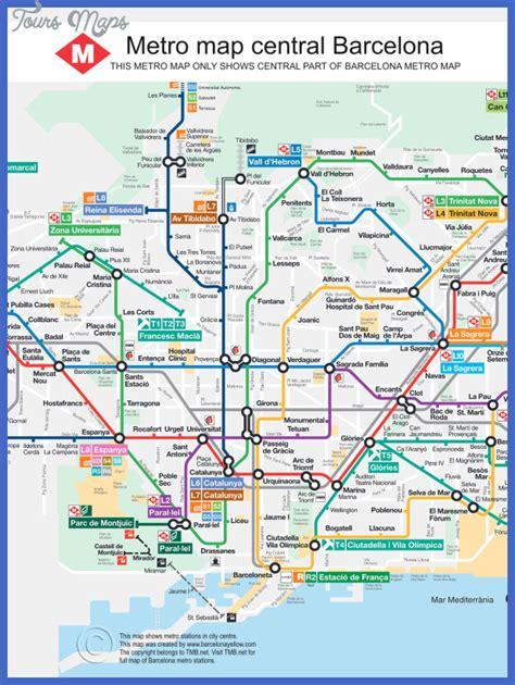 printable maps barcelona barcelona subway map toursmaps com