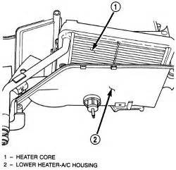 repair guides heater removal installation