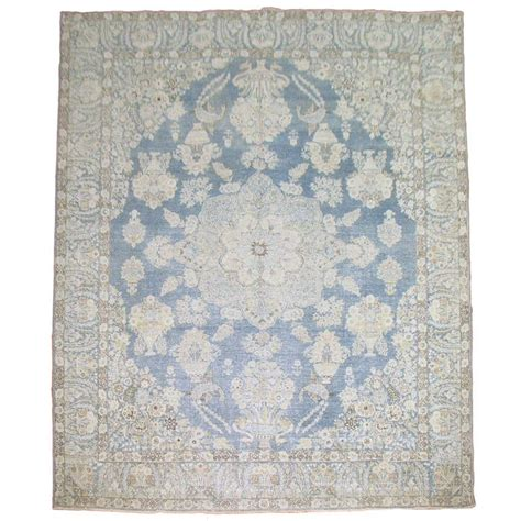 Light Blue Rugs by Light Blue Antique Rug At 1stdibs