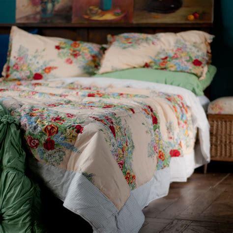 lazybones bedding lazybones vintage style bedding eden quilt vintage