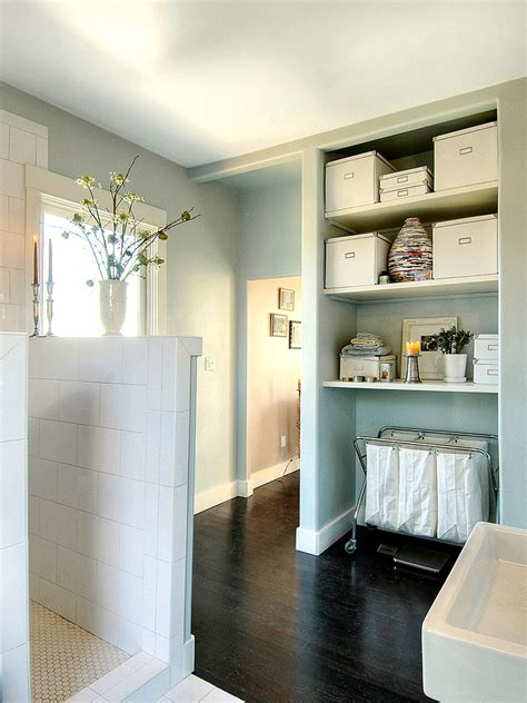 Laundry Bathroom Ideas Awe Inspiring Laundry Her Decorating Ideas Gallery In Bathroom Contemporary Design Ideas