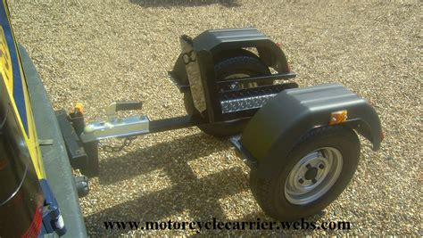 Motorcycle Tow Dolly Hitch   Motorcycle Review and Galleries