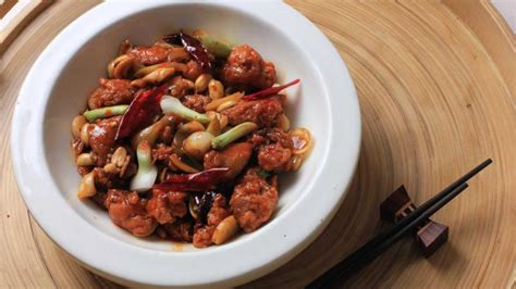 Kung Pao Chicken Lve the best food in delhi gq india live well food