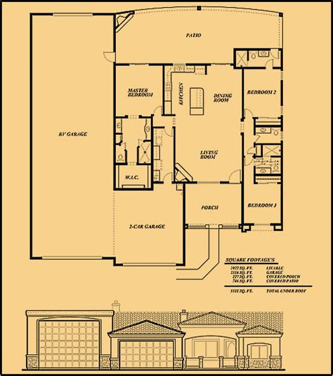 28 arizona floor plans floor plans for the saguaro