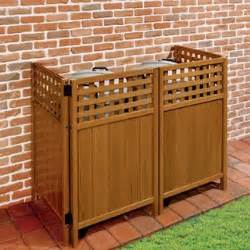 Kitchen Cabinet Recycle Bins modern fencing