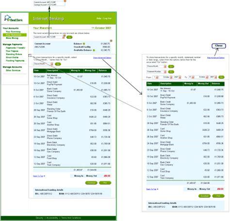 design of application software gui design gallery banking web application design