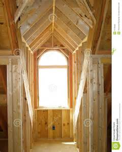 Metal Roof Dormer Wood Framing For Dormer Stock Photo Image 1578340