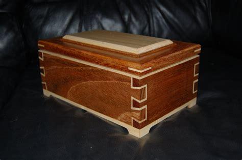 double dovetail box  adam  lumberjockscom