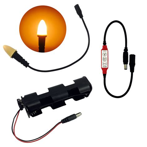 candle effects light led kit props prop scenery lights