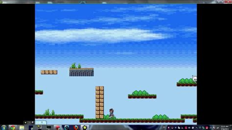 game maker platform sidescroller template youtube