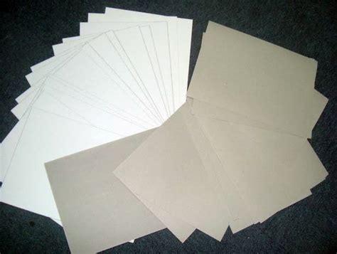 Tambahan Packing Karton Duplex Kertas Coklat jenis jenis dan ukuran kertas anugerah dino