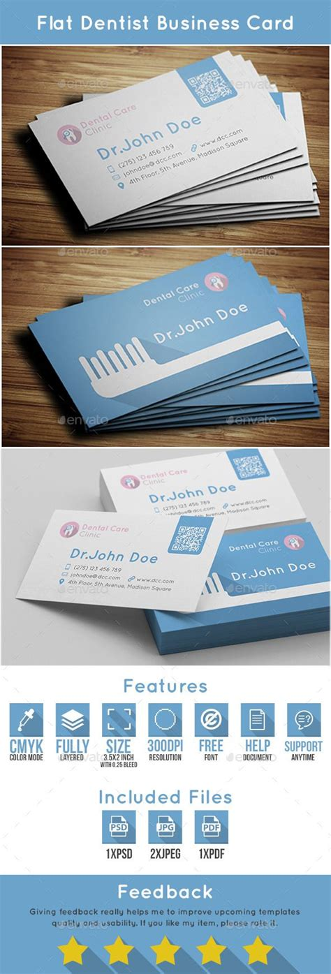 dentist business card template 120 best images about dentist business card on