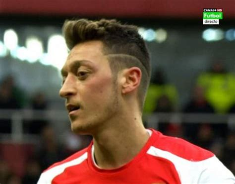 mesut ozil new haircut mesut ozil haircut hairstyle 2017
