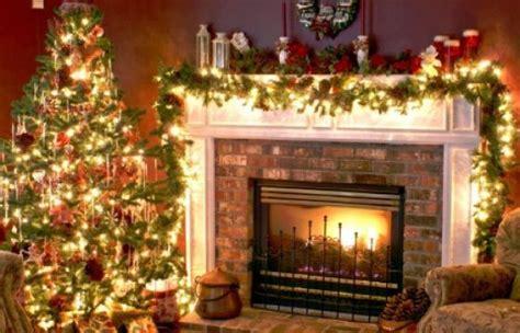 addobbi natalizi per camini fai da te addobbi natalizi per il camino