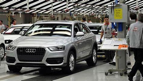 Audi Mexiko by Audi Asegura Que Producci 243 N De Q5 En M 233 Xico Ser 225