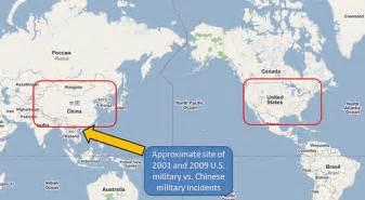 Usa China Map by Usa China Map
