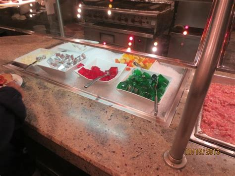 canned fruit picture of sam s town firelight buffet las