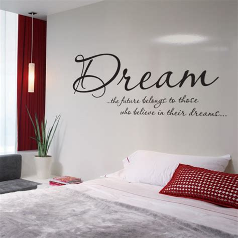 bedroom wall signs bedroom wall text sticker home bedroom ideas