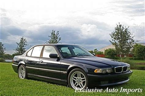 2001 bmw 7 series information and photos momentcar 2001 bmw 7 series information and photos momentcar