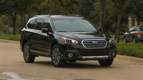 subaru outback touring test drive 2017 subaru outback touring review