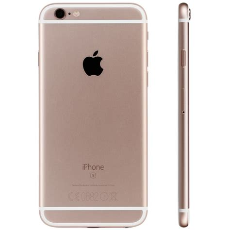 Iphone 6 16gb Gold Rosegold apple iphone 6s 16gb gold smartphones photopoint