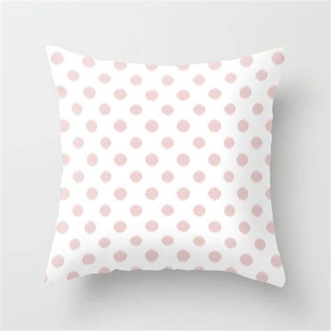 light pink throw pillows velveteen pillow polka dot throw pillow light pink