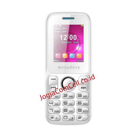 Murah Baterai Vizz Advan S4i Garansi Resmi strawberry s47 handphone murah dual sim garansi resmi