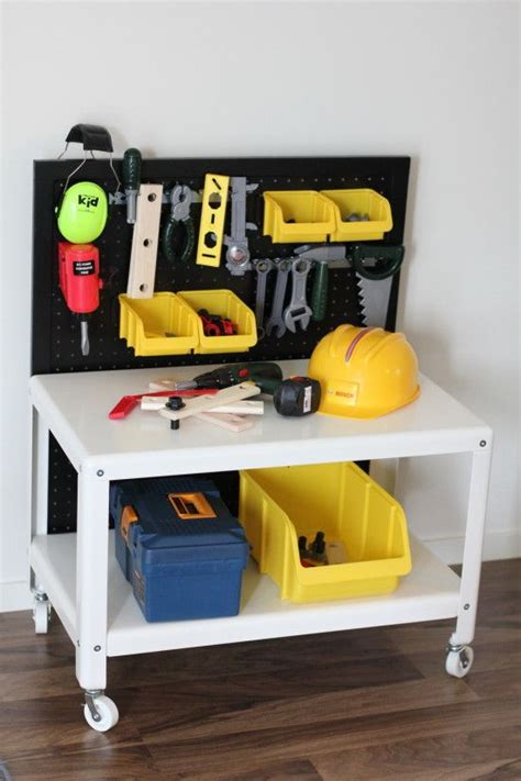 diy kids tool bench 25 best ideas about kids workbench on pinterest kids