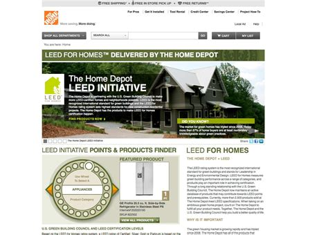 the home depot building a sustainable future one store at