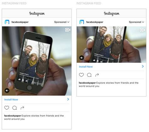 ratio design instagram how to create great instagram video ads for your app