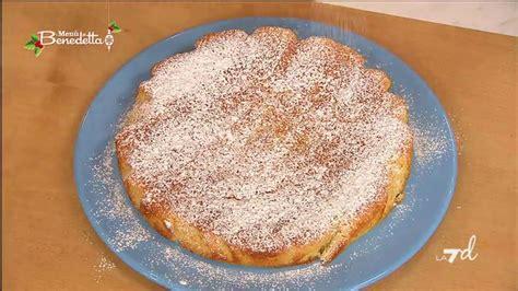 ricette cucina benedetta parodi ricetta torta caprese benedetta parodi ricette