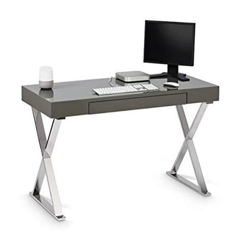 schreibtisch hochglanz grau galdem schreibtisch computertisch arbeitstisch b 252 rotisch