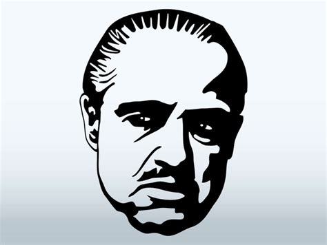 se filmer the godfather gratis godfather crime organizado filme vector art baixar