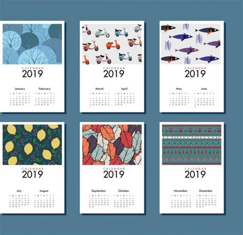 coreldraw calendar template  vector    vector  commercial  format