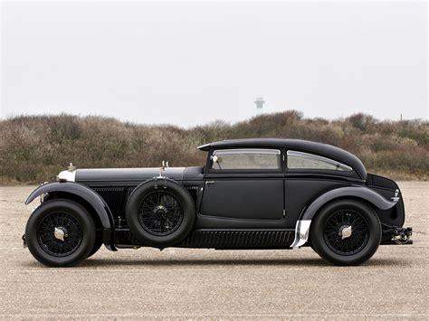 bentley speed 6 1930 bentley blue speed 6 prettymotors