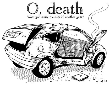 wrecked car drawing how to draw wrecked cars