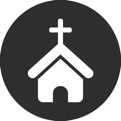 Good When Do Jehovah Witness Go To Church #7: Church-icon.png